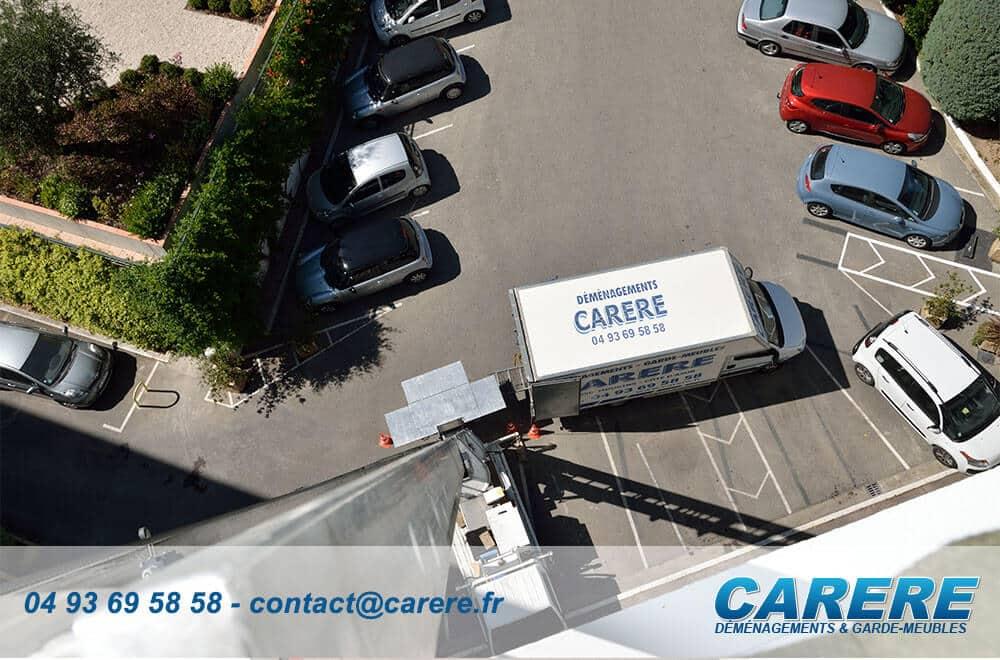 Comment faire pour déménager  à Auribeau-sur-Siagne?