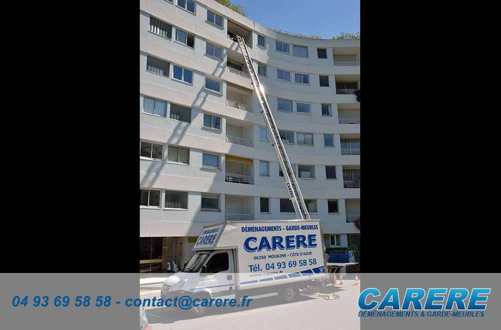 Quel honoraire pour un déménagement  à La Roquette-sur-Siagne?