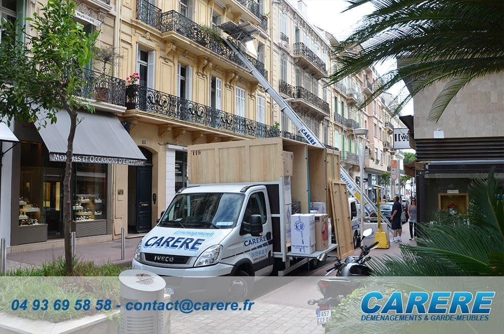 Quel prix pour un déménagement en groupage à Le Rouret?