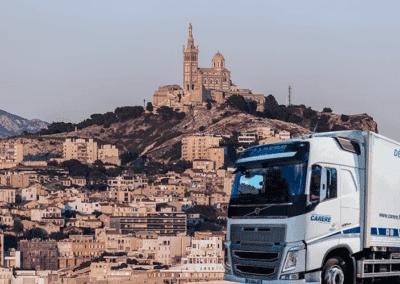 Comment faire un déménagement entre Marseille-Valbonne ?