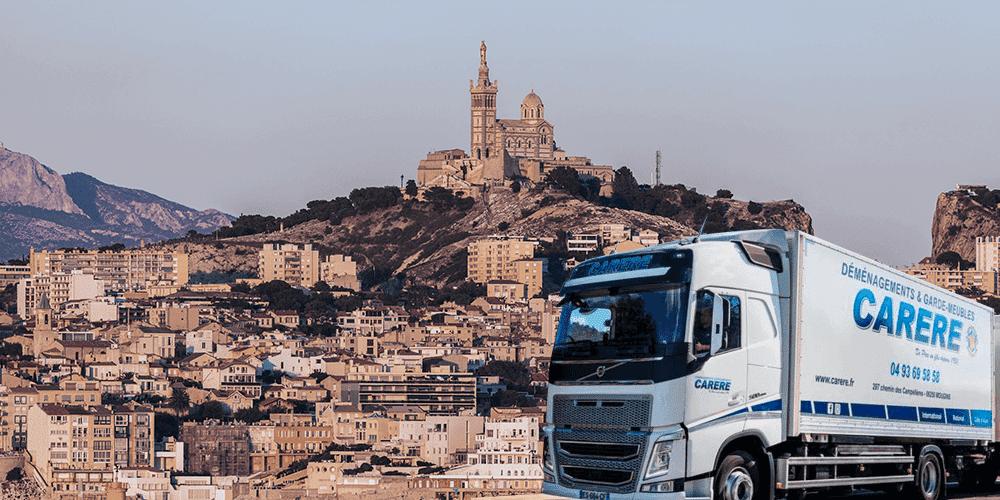 Comment déménager en groupage Marseille-Roquefort-les-Pins ?