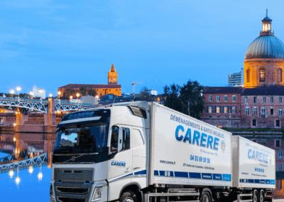 Pourquoi déménagement groupé Toulouse-Antibes ?